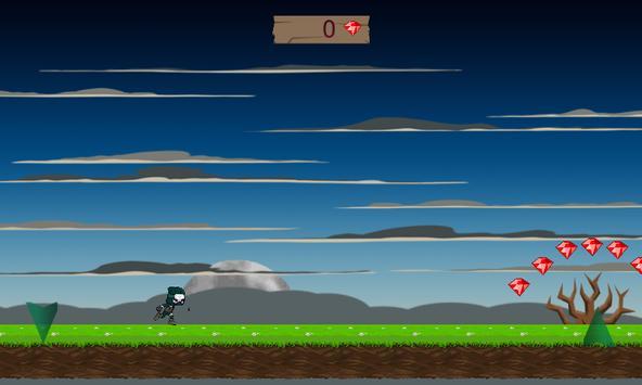 Ninja craft runner screenshot 4