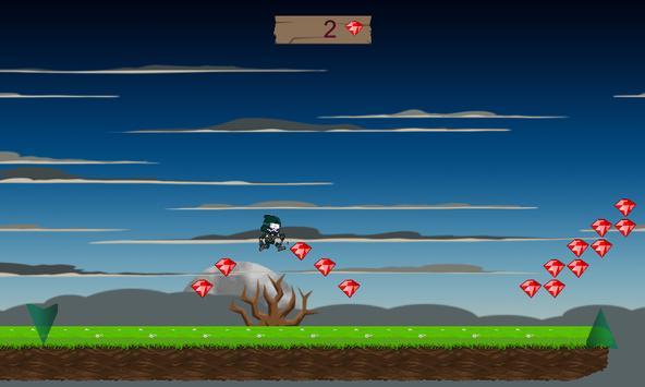 Ninja craft runner screenshot 5