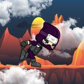 New Jumping Ninja icon