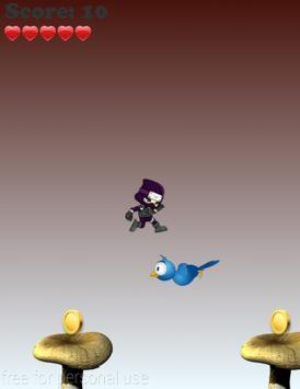 New Jumping Ninja screenshot 3
