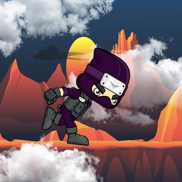 New Jumping Ninja poster