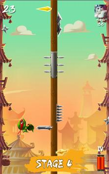 Ninja Super Jump - Never Die screenshot 2