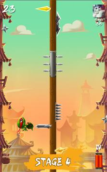 Ninja Super Jump - Never Die screenshot 5