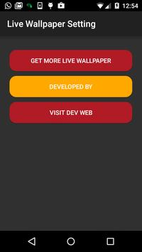 ninja live wallpaper apk screenshot