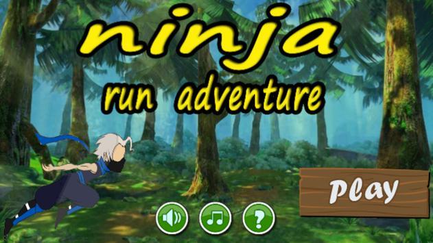 Ninja Run Adventure screenshot 12