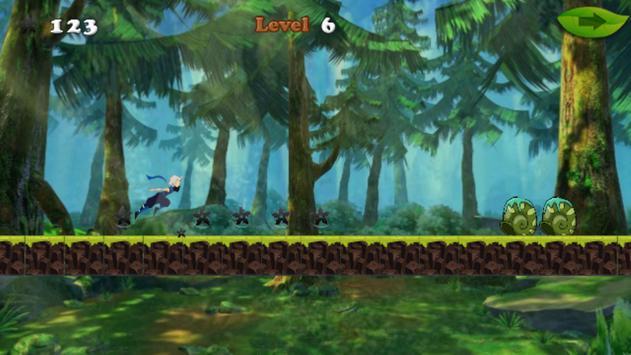 Ninja Run Adventure screenshot 22