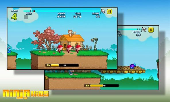 Ninja Kids screenshot 4