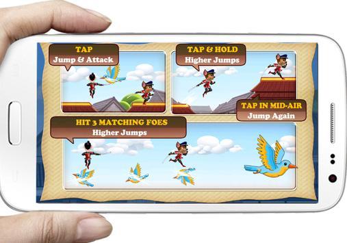 Paw Run ninja Patrol samurai screenshot 2