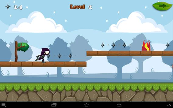 Ninja Shinobi screenshot 2