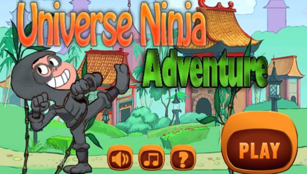Universe Ninja Adventure apk screenshot