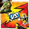 ninja vs zombie: warrior-fight-survival & legends icon
