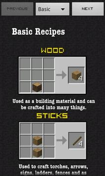 MineCanary Minecraft Guide apk screenshot