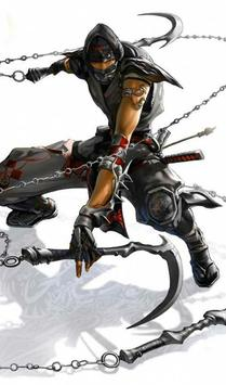 HD Wallpaper Of Ninja Characters screenshot 1