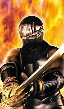 HD Wallpaper Of Ninja Characters screenshot 2