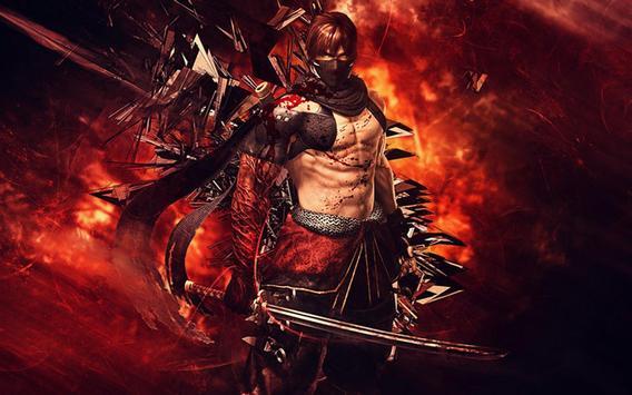 HD Wallpaper Of Ninja Characters screenshot 7