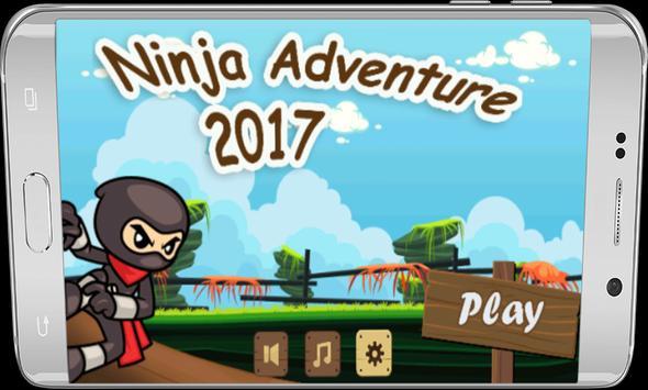 ninja jump adventures 2017 poster