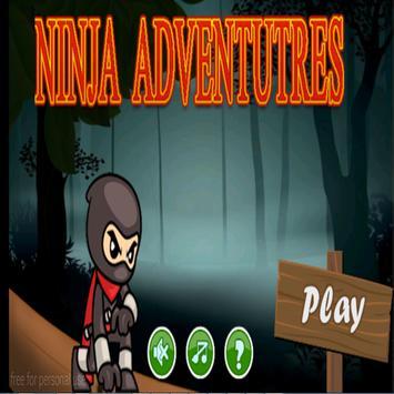 Ninja adventures. poster