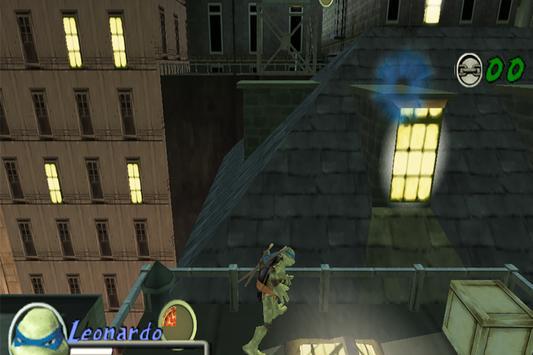 Ninja Turtle fighting Shredder apk screenshot