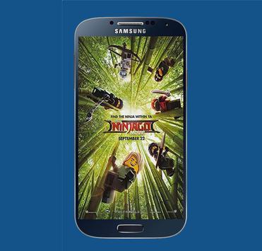 NinjaGo Wallpaper 4k poster