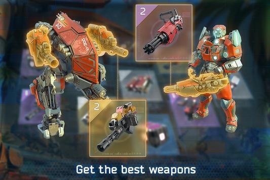 Battle for the Galaxy apk screenshot
