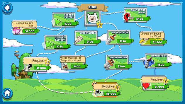 Bloons Adventure Time TD screenshot 5