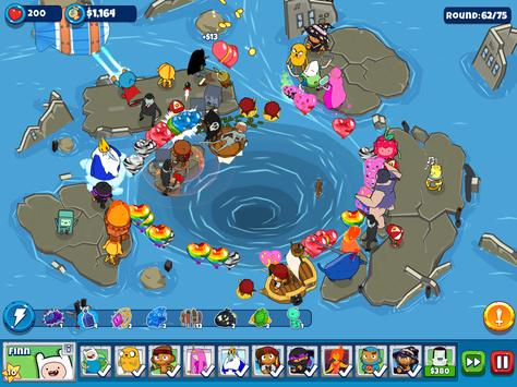 Bloons Adventure Time TD screenshot 8