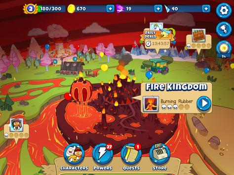 Bloons Adventure Time TD screenshot 9