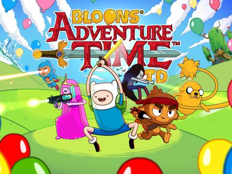 Bloons Adventure Time TD screenshot 13