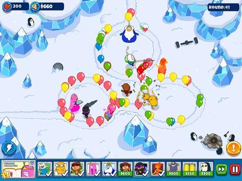 Bloons Adventure Time TD screenshot 14