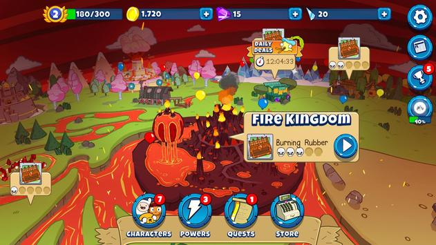 Bloons Adventure Time TD screenshot 2