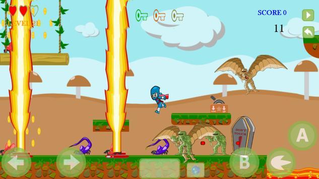 Ninja Vs Mummy apk screenshot