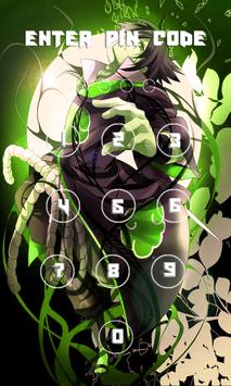 Sharingan Ninja Lock Screen wallpapers Pro screenshot 2