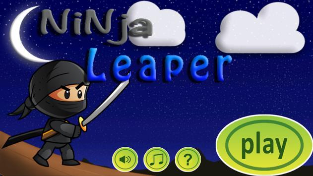 Leaper Ninja poster