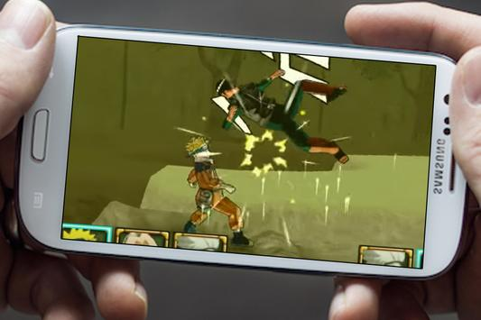 Ninja Storm Ultimate Warrior apk screenshot