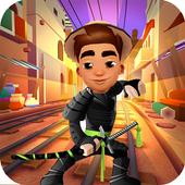 Ninja Subway Warriors Titans icon