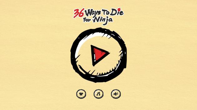 Ninja For Ways To Die With 36 screenshot 1