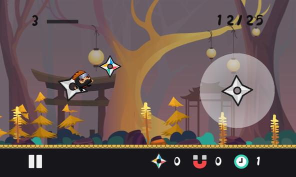 Ninja Rush: Save Momo apk screenshot