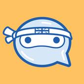 English Ninjas - Online Speaking Practice Teacher icon