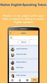 English Ninjas - Online Speaking Practice Teacher apk screenshot