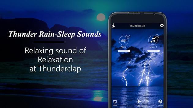 Thunder Rain-Sleep Meditation Sounds screenshot 7