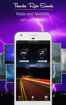 Thunder Rain-Sleep Meditation Sounds screenshot 2