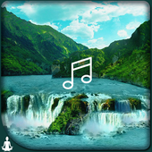 Waterfall sounds-Relaxing flow icon