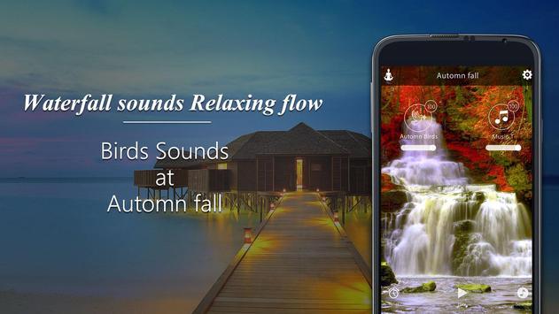 Waterfall sounds-Relaxing flow screenshot 6