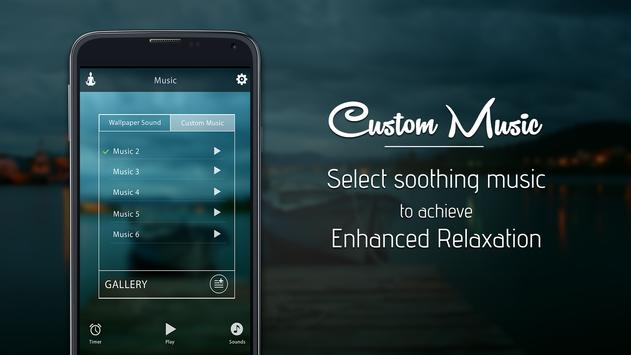 Calm Night: Sleep Ambiance apk screenshot