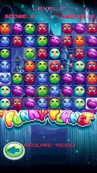 Funny Planet: match 3 game apk screenshot