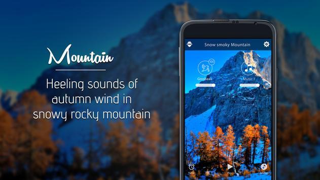 Mountain Nature Sounds apk screenshot