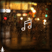 Relax Rain Sounds - City Night icon