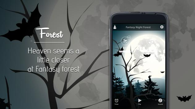 Relax Forest~Meditation sounds apk screenshot
