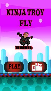 Ninja Troy Fly screenshot 1