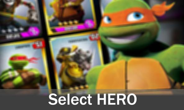 Guide Ninja Turtle: Legends apk screenshot